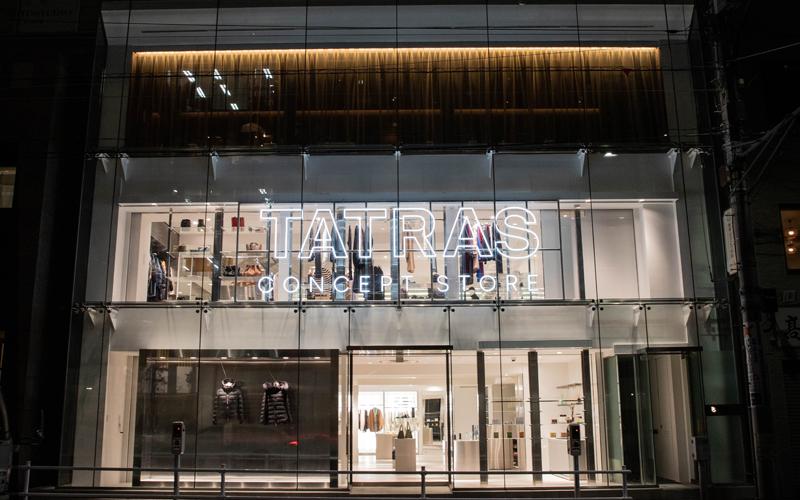 「タトラス コンセプトストア 青山店」がリニューアル! 会員制フレンチレストランもオープン