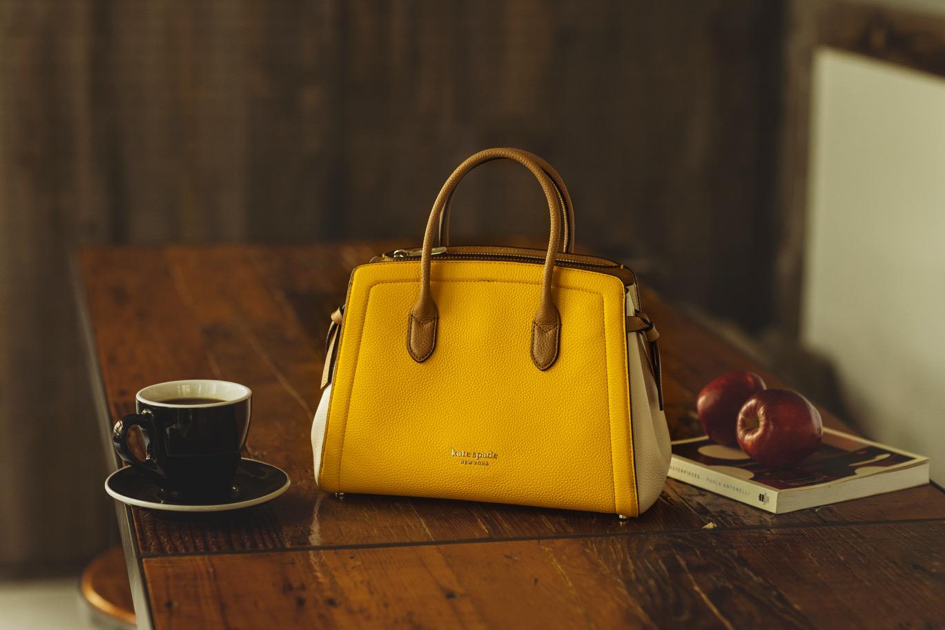 ケイト・スペードの秋新作BAGで、日本にいてもNY気分♡