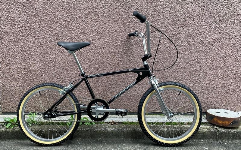 【コロナで需要急増】初心者でもOK!オシャレな自転車が買えるお店②【BMX編】