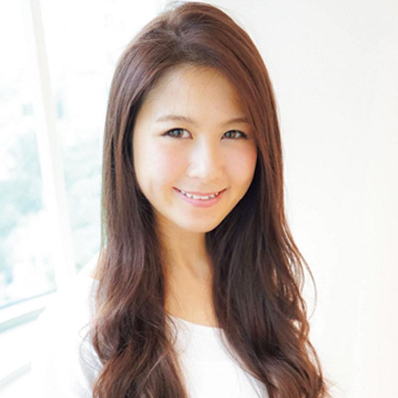 紹介してくれたのは「AFLOAT D'L・井上紗矢香さん」 髪がペタンとする悩みを解消するアイテムの知識が豊富