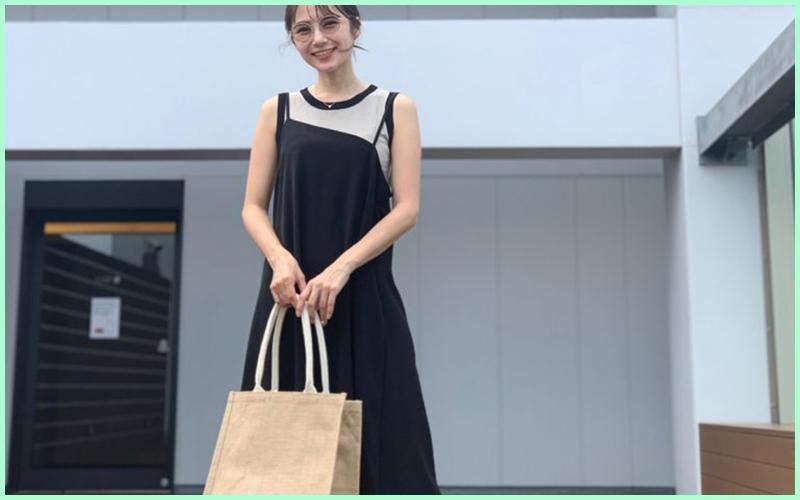 無印良品のエコバッグ【190円】が可愛くて大容量!