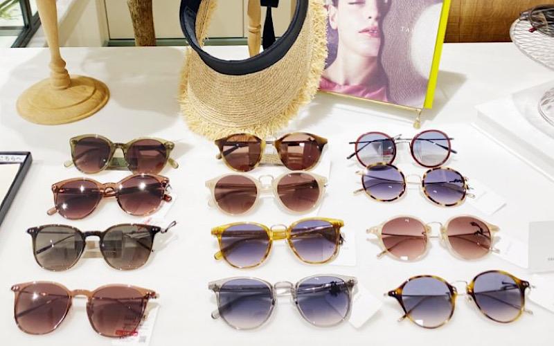 【イエベ・ブルベ】肌の色に合わせて選べるメガネ&サングラスブランド『GLASSAGE』