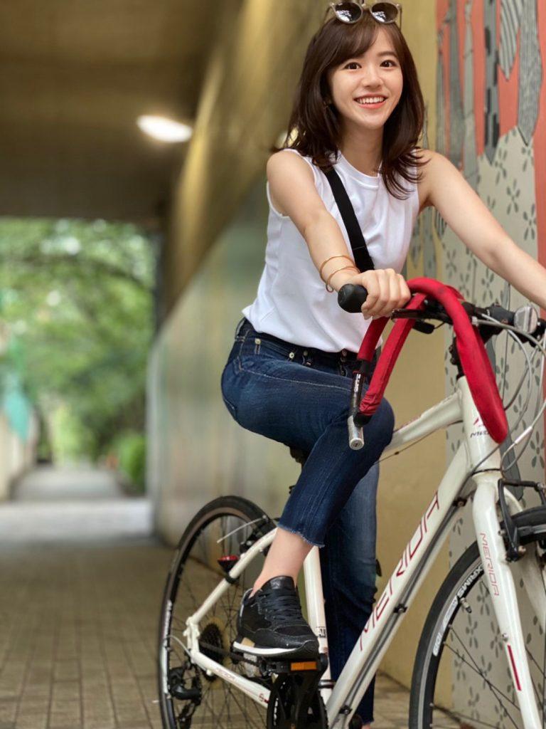 自転車:MERIDA トップス