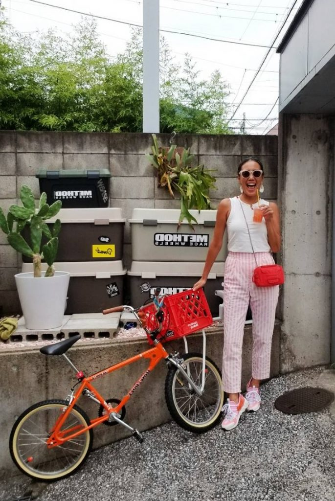 自転車:W-BASE 『HOW