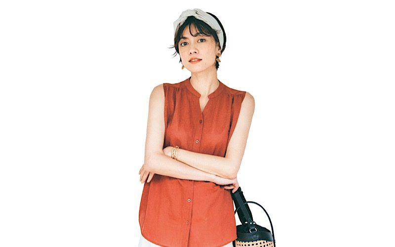 【今日の服装】夏から秋まで使える「ブラウス」の選び方って?【アラサー女子】