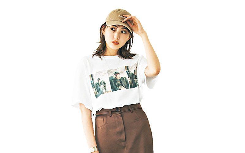 【今日の服装】秋っぽい「Tシャツコーデ」って?【アラサー女子】