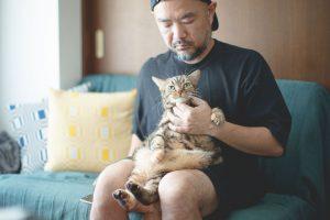 今回の飼い主さん&猫ちゃんは…