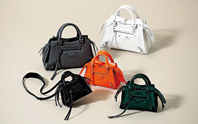 【バレンシアガ】アラサー女子におすすめの超名品バッグ