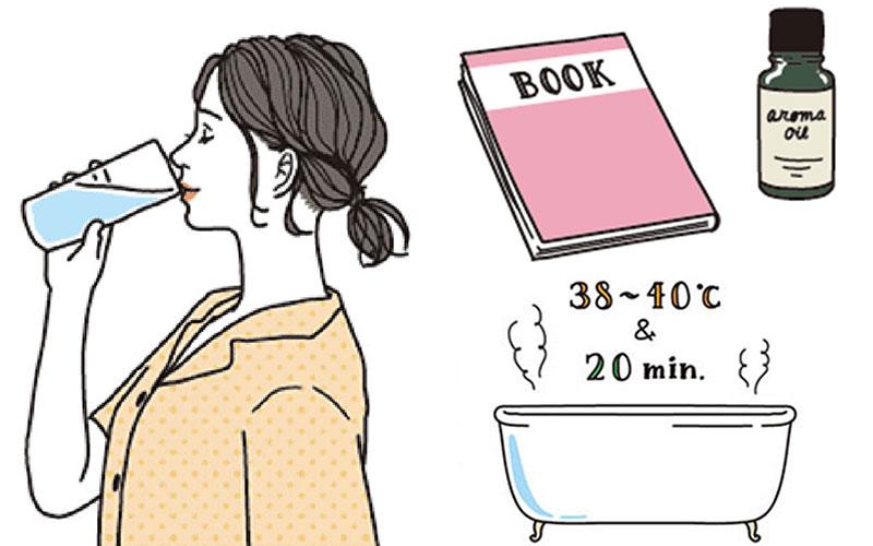 快眠するための「寝る2時間前にしておくべき」7つの極意