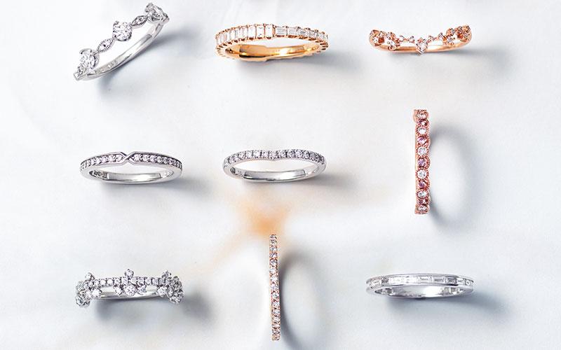 アラサー女子におすすめの結婚指輪36選【❷エタニティ編】