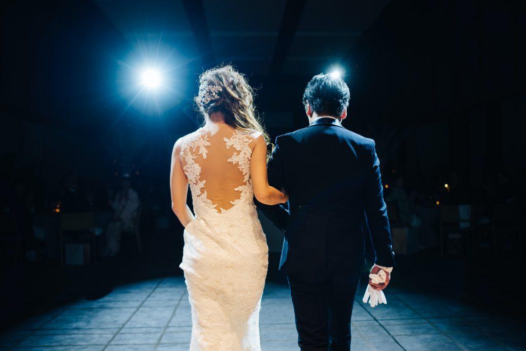 ニューヨーク挙式用のドレスは、