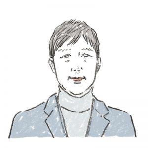 大正大学心理社会学部人間科学科 准教・田中俊之さん