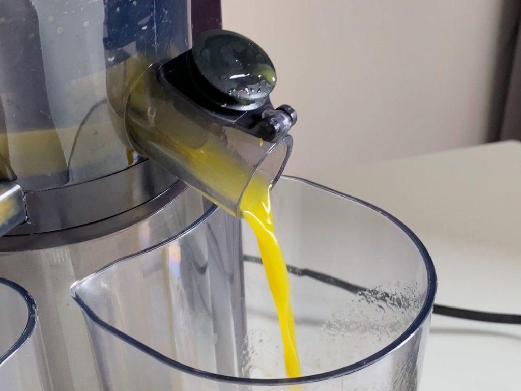 ジュースのレシピで特にお気に入