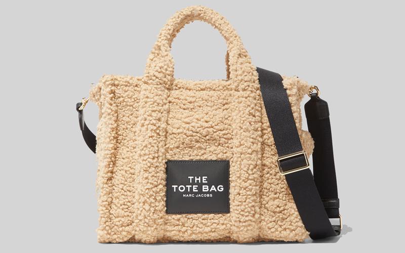 もこもこキュート♡ マーク ジェイコブス 「THE TOTE BAG」に新作登場