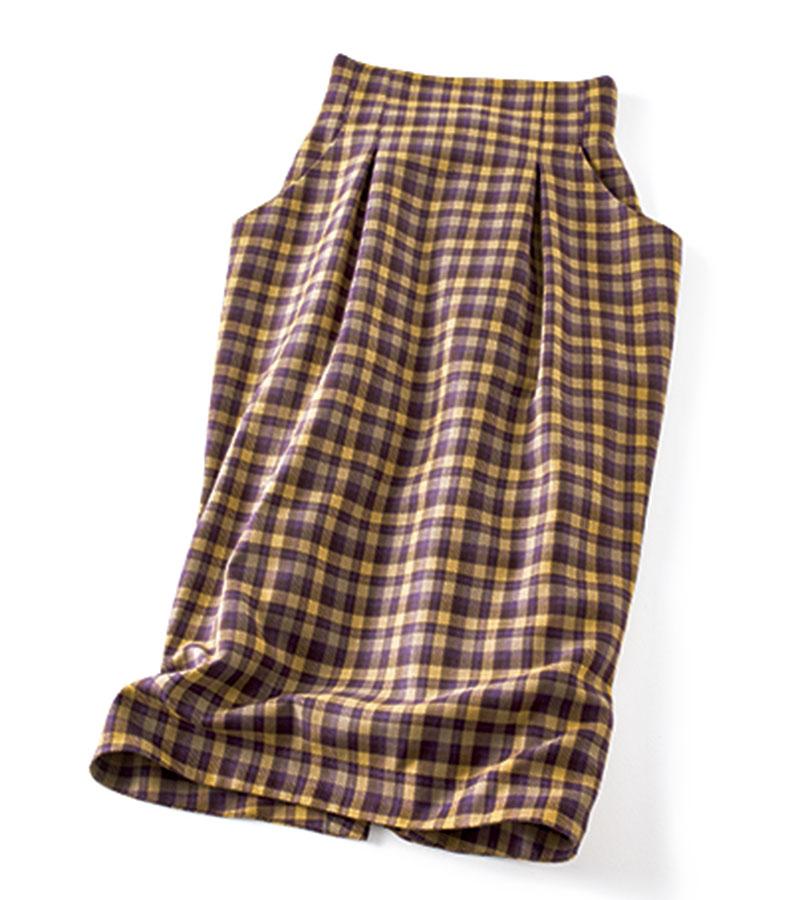 タイトスカート¥35,000(エリン/ユナイテッドアローズ 有楽町店)