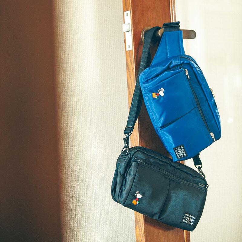 PORTERのバッグ