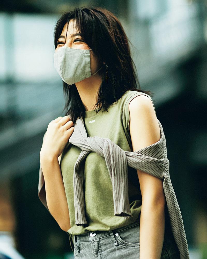 マスクもファッションとしてこだわるようになった マスクが欠かせないからマスク選びにもこだわるようになりました