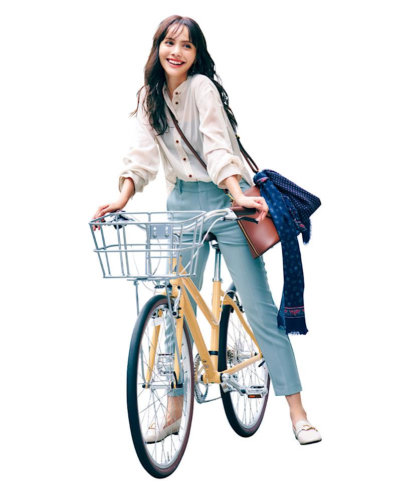 自転車<カゴ別売り>¥59,8
