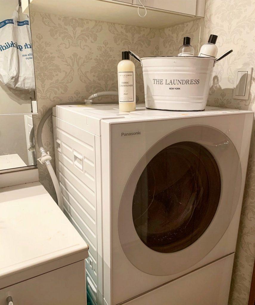 見た目も機能もバッチリな洗濯機
