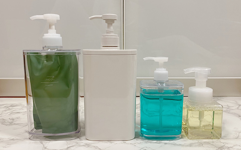 【無印良品】「詰め替え用ボトル」が爆売れする秘密