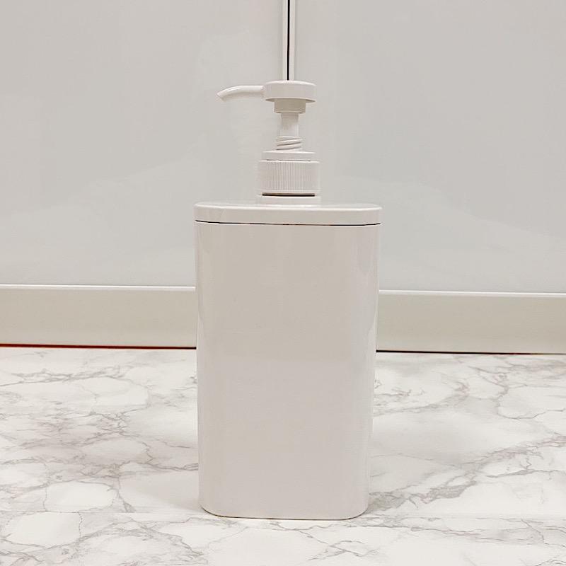 『フタが外せるPET詰替ボトル
