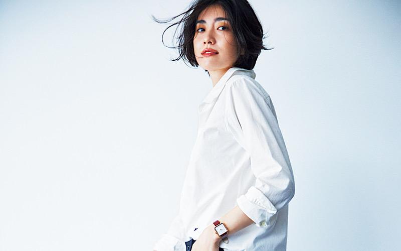 【今日の服装】「白シャツ」を使ったあか抜けコーデって?【アラサー女子】