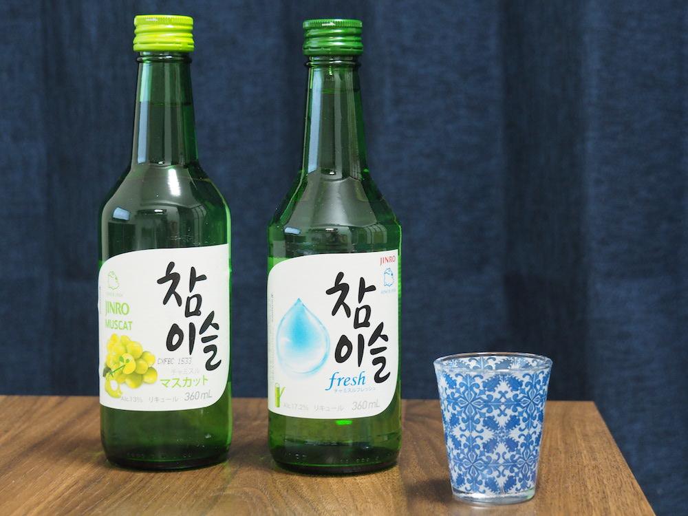 韓国ドラマでよく出てくるこの緑