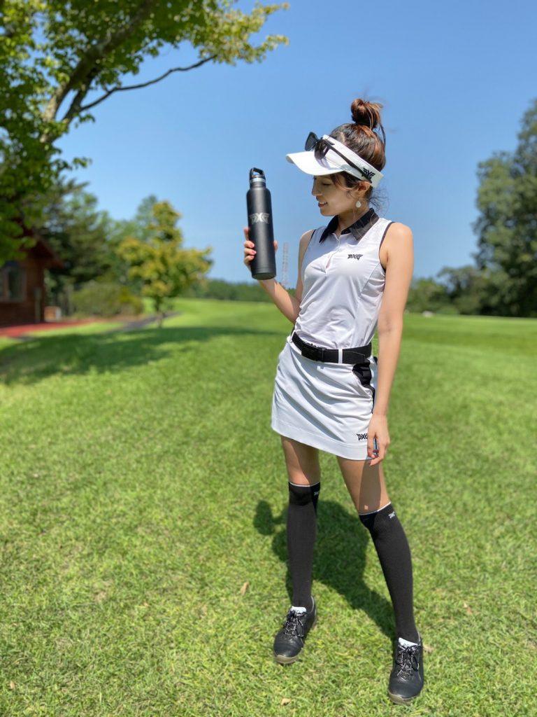ゴルフのときのヘアのこだわりは