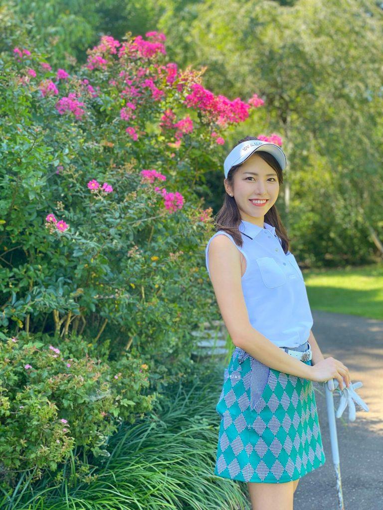 美女ゴルファーおすすめ!ラウンドに欠かせないコスメとヘアの話【③武田奈津美さん】