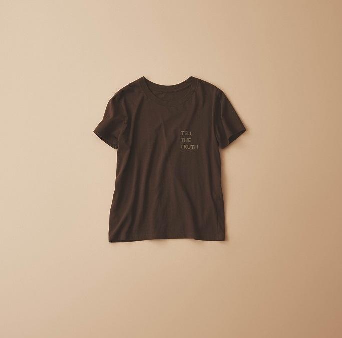 「Tシャツの日」を大人っぽくし