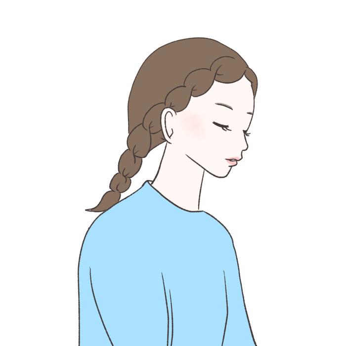 アラサーがやりがち!NGヘアアレンジ❹「編み込み」【アラサー女子のモテ髪研究所vol.8】