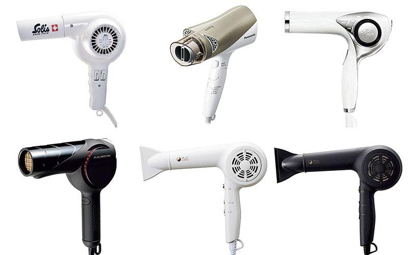 人気美容師がおすすめの神ドライヤー6選【髪質タイプ別】