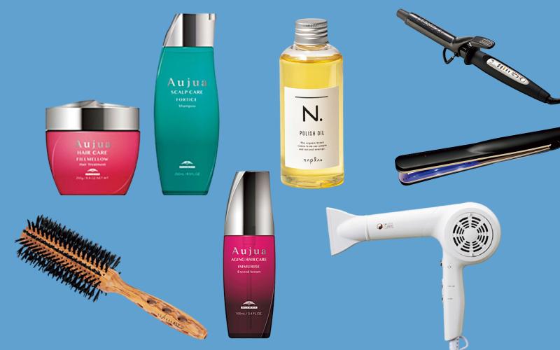 人気美容師さんの激推しヘアアイテム7選【ロング派におすすめ】