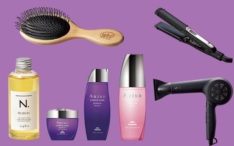 人気美容師さんの激推しヘアアイテム6選【くせ毛の人におすすめ】