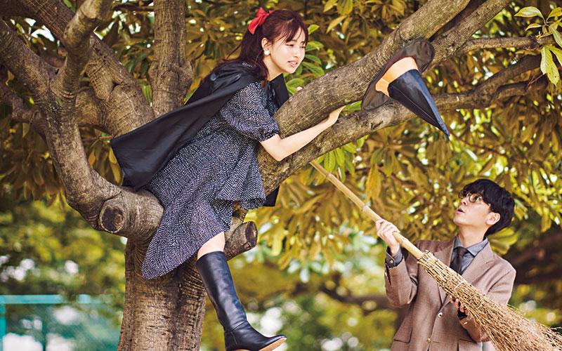 主人公は150歳の新米魔女!「パリシックな着回しDiary」【❶10/1〜10/10】