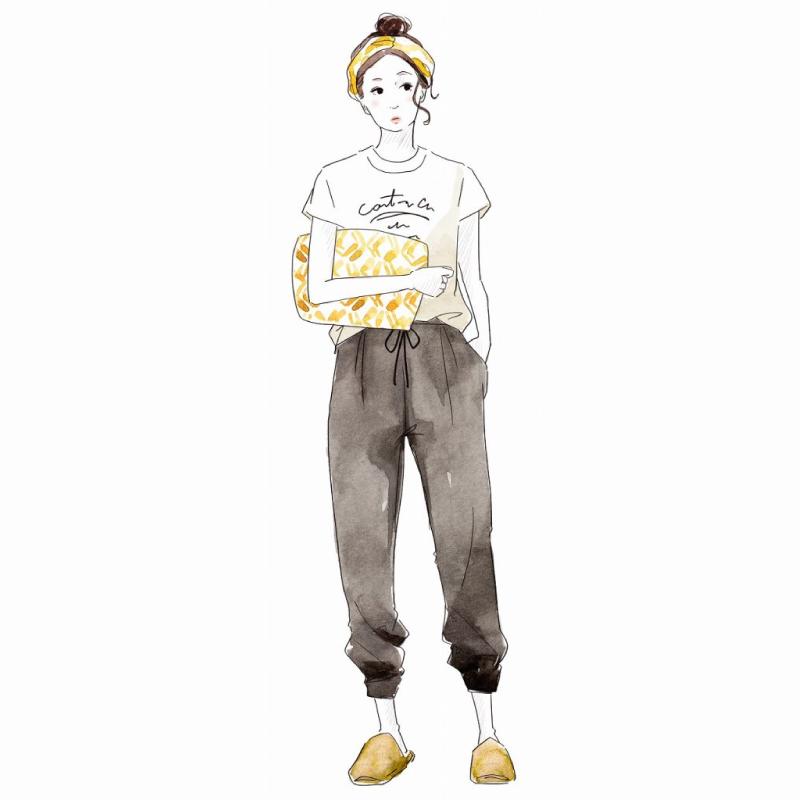 アラサー女子の「イタく見えないパジャマ」3選【男子が本音を語る】