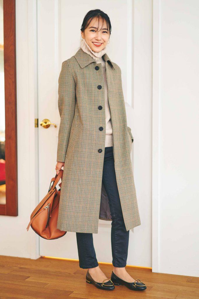 低身長でも似合う!人気ブランドのコート4選【SLOANE】