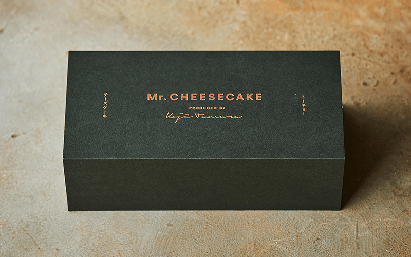 『Mr. CHEESECAKE
