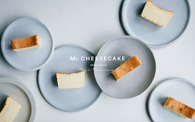 『Mr.CHEESECAKE』