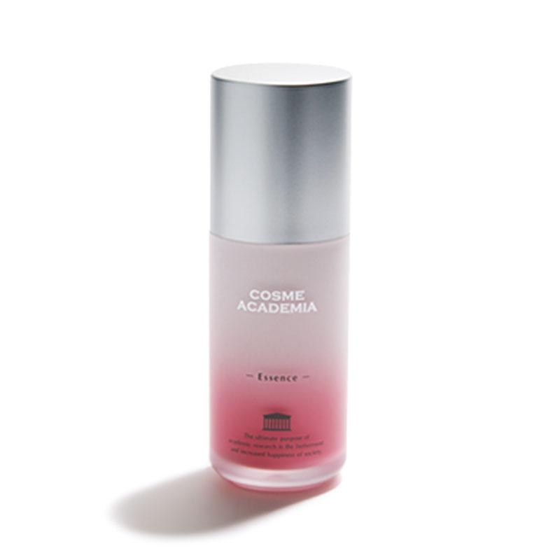 コスメアカデミアの美容液 美容医療から発想を得た、ヒト脂肪細胞順化培養液エキス配合の美容液。コスメアカデミアエッセンス 30㎖ ¥24,000(グランセル)