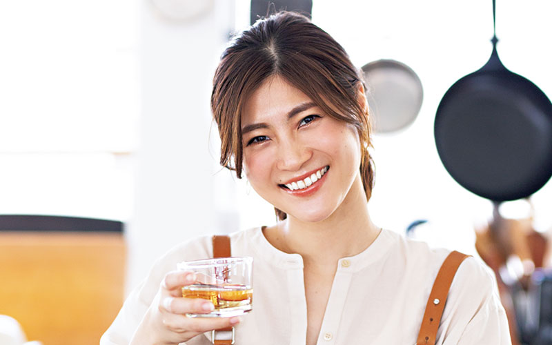 【料理上手部門】読者が選んだ、No.1美容クイーン【黒島秀佳】