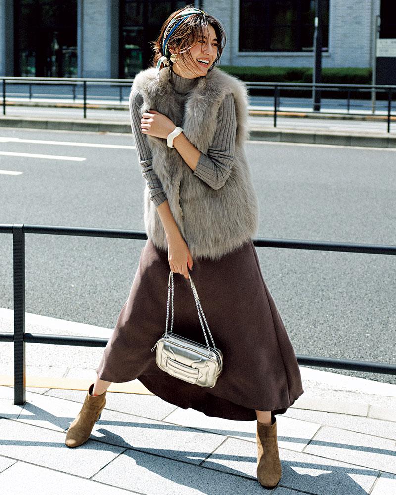 オシャレな人ほど知っている「便利な服」【エアリースカート】