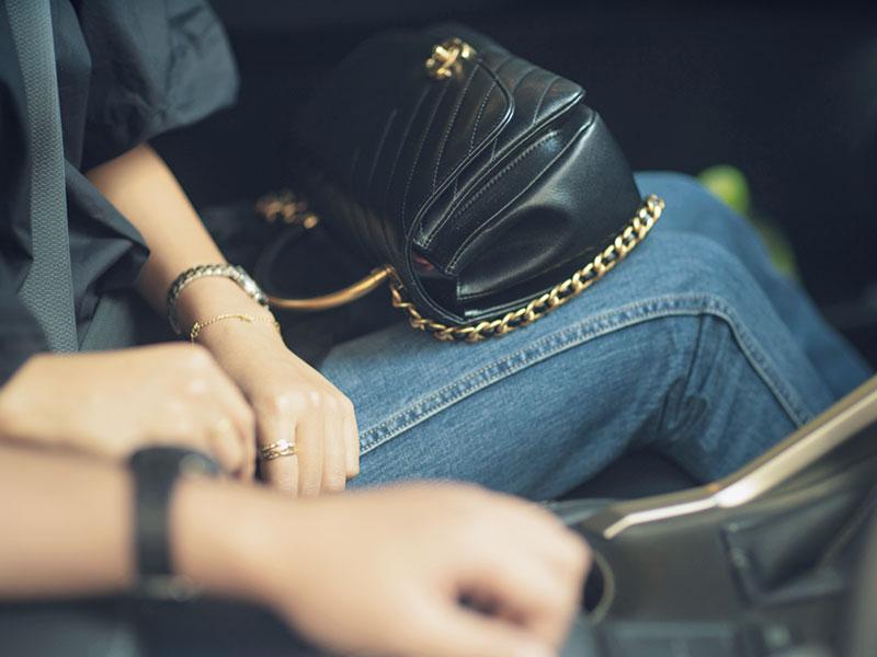 Wrist バッグ...CHANEL 時計...Hermès