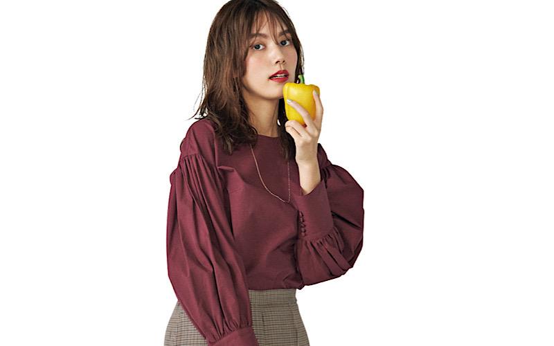 【今日の服装】チェックパンツを女っぽく着るなら?【アラサー女子】