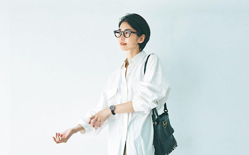 【今日の服装】「トップスインしない」体型カバーコーデとは?【アラサー女子】