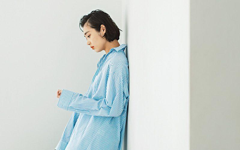 【今日の服装】「-5㎏見え」が叶うシャツコーデって?【アラサー女子】