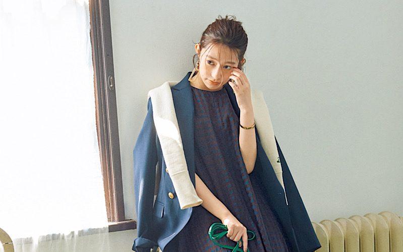 【今日の服装】「ジャケット」を休日デートに使うなら?【アラサー女子】