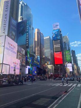 ニューヨークのコロナのピークは