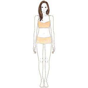 ☑関節の大きさに特徴が出やすい