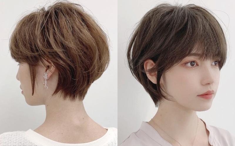 【ロングより女っぽい】骨格別におすすめのショートヘア【①絶壁編】